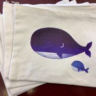 Utility Pouch Whale