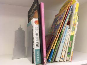 City Bookends _ Kids Cove