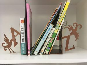 A-Z Bookends - Kids Cove