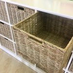 Woven Basket Crate Detailed - Kids Cove