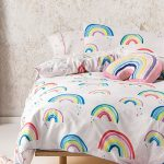 Rainbow Connection Duvet Cover - Kids Cove