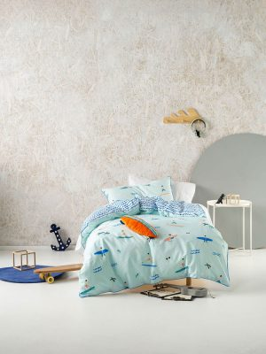 Sun and Surf duvet cover - Kids Cove