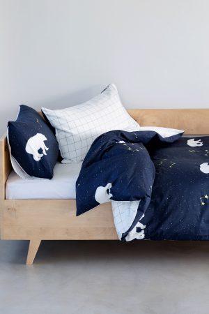 Kids Cove - Duvet Cover Polar Bear Galaxy