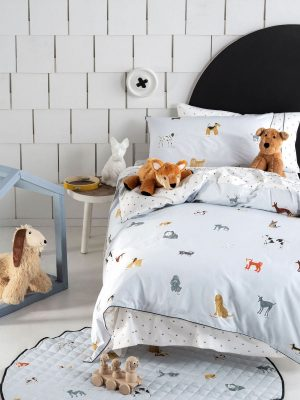 Dogs for days duvet cover - Kids Cove
