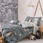 Into the Woods Duvet Cover - Kids Cove