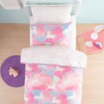 Dreamy Unicorns Duvet Cover - Kids Cove