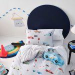 Back Street Bandits Cars Duvet Cover front - Kids Cove