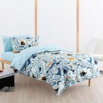 Dino Maze Duvet Cover - Kids Cove