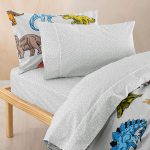 Liam Grey Sheet Set - Kids Cove