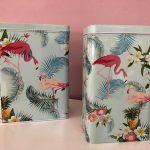 Flamingo Tins - Kids Cove