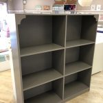 Custom Caiden bookshelf grey - Kids Cove