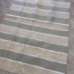 Stone Stripe Large Cotton Rug 150x100 - Kids Cove
